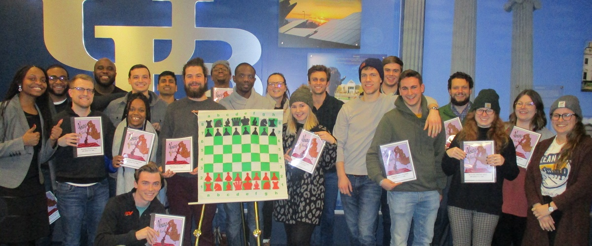 Young Royalty Chess Academy!